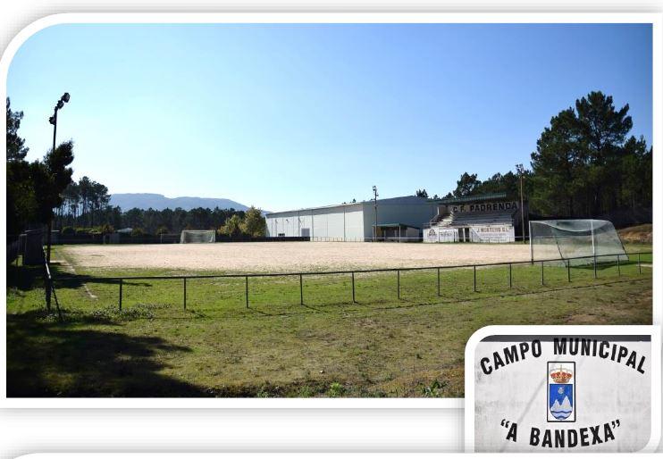 Campo municipal de futbol A Bandexa
