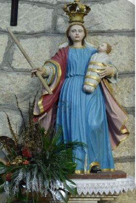 Virgen de las Candelas